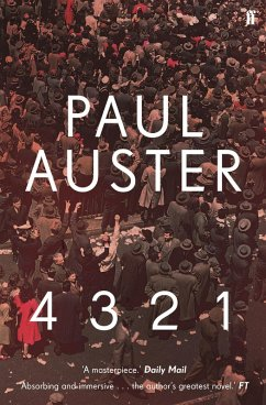 4 3 2 1 (eBook, ePUB) - Auster, Paul