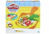 Hasbro B1856EU6 - Play-Doh, Pizza Party, Knete