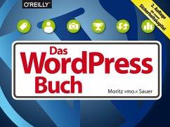 Das WordPress-Buch (eBook, PDF) - Sauer, Moritz
