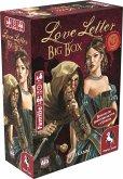 Pegasus 18214G - Love Letter Big Box, Familienspiel, Kartenspiel
