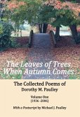 The Leaves of Trees When Autumn Comes