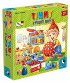 Pegasus 66017G - Timmy räumt auf, Aufräum-Spiel, Kinderspiel