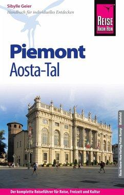 Reise Know-How Reiseführer Piemont und Aosta-Tal (eBook, PDF) - Geier, Sibylle