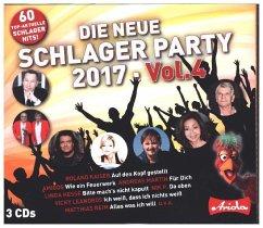 Die Neue Schlager Party,Vol.4 (2017) - Diverse