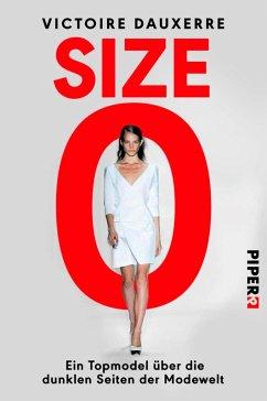 Size Zero (eBook, ePUB) - Dauxerre, Victoire