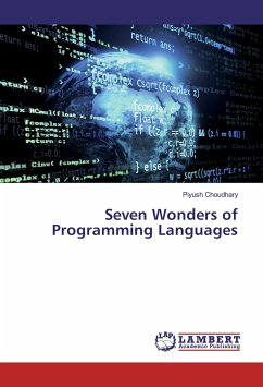 Seven Wonders of Programming Languages