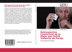 Retrospectiva Conductual de la Mujer que Sufrió Violencia de Pareja