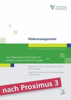 Risikomanagement - Vermögensversicherungen für private und gewerbliche Kunden - Lange, Manfred; Linssen, Manfred; Robold, Markus O.
