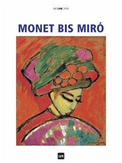 Monet bis Miró 2018 ArtLine
