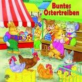 Buntes Ostertreiben, m. Audio-CD