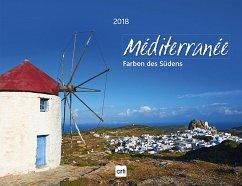 Méditerranée - Farben des Südens 2018