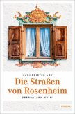 Die Straßen von Rosenheim (Mängelexemplar)