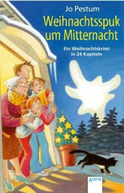 Weihnachtsspuk um Mitternacht (Mängelexemplar) - Pestum, Jo
