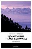 Solothurn trägt Schwarz (Mängelexemplar)