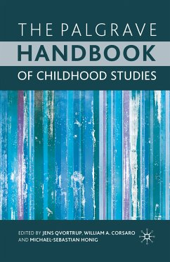 The Palgrave Handbook of Childhood Studies (eBook, PDF)