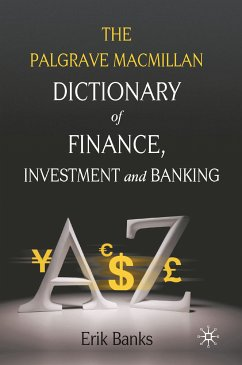Dictionary of Finance, Investment and Banking (eBook, PDF)
