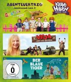 Abenteuertrio Kinderfilmbox - Familienspaß hoch 3 BLU-RAY Box