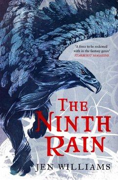 The Ninth Rain (The Winnowing Flame Trilogy 1) (eBook, ePUB) - Williams, Jen