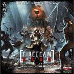 Asmodee ULID0249 - Fireteam Zero, Brettspiel