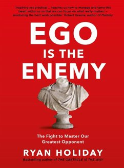 Ego is the Enemy - Holiday, Ryan