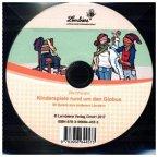Kinderspiele rund um den Globus, CD-ROM