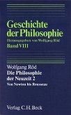 Geschichte der Philosophie Bd. 8: Die Philosophie der Neuzeit 2: Von Newton bis Rousseau (eBook, PDF)