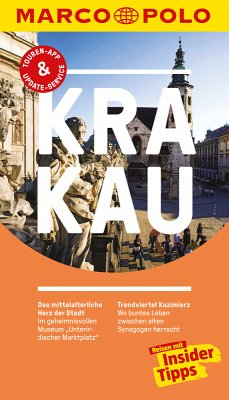 MARCO POLO Reiseführer Krakau (eBook, PDF)