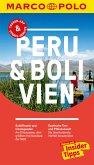 MARCO POLO Reiseführer Peru & Bolivien (eBook, PDF)