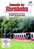 Romantik der Eisenbahn - Schmalspurbahnen an der Ostsee: Der Molli & Der Rasende Roland - 2 Disc DVD