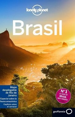 Lonely Planet Brasil - Lonely Planet; St Louis, Regis; Chandler, Gary