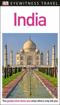 DK EYEWITNESS TRAVEL GD INDIA