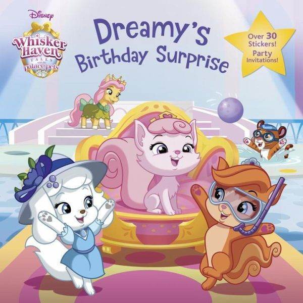 Dreamys Birthday Surprise Disney Palace Pets Whisker Haven Tales