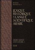 Lexique historique de la langue scientifique arabe
