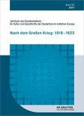 Jahrbuch des Bundesinstituts für Kultur und Geschichte der Deutschen im östlichen Europa 2017 Bd. 25