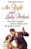 Mr. Right und Lady Perfect (eBook, ePUB)