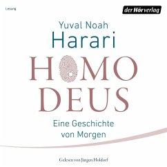 Homo Deus (MP3-Download) - Harari, Yuval Noah