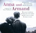Anna und Armand, 6 Audio-CDs (Mängelexemplar)