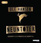 Neuntöter / Emma Carow Bd.1 (2 MP3-CDs) (Mängelexemplar)