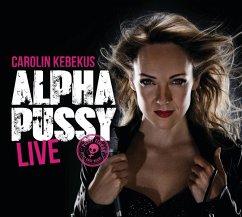 AlphaPussy, 1 Audio-CD (Mängelexemplar) - Kebekus, Carolin