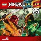 LEGO Ninjago Bd.25 (1 Audio-CD)