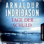 Tage der Schuld / Kommissar-Erlendur-Krimi Bd.13 (MP3-Download)