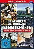 Die Geschichte der deutschen Streitkräfte 1914 - 1945 DVD-Box