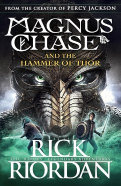 Magnus Chase 02 and the Hammer of Thor - Riordan, Rick