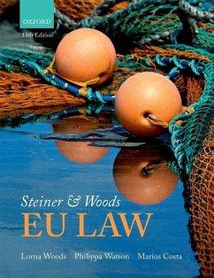 Steiner & Woods EU Law - Woods, Lorna; Watson, Philippa; Costa, Marios