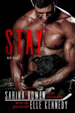 Stay (WAGs, #2) (eBook, ePUB)