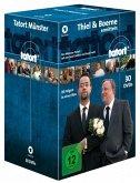 Tatort Münster: Thiel & Börne ermitteln (30 Discs)