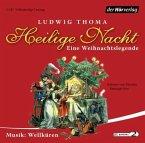 Heilige Nacht, 1 Audio-CD (Mängelexemplar)