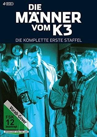 Die M Nner Vom K 3 Die Komplette Erste Staffel Film