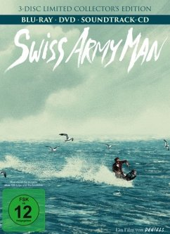 Swiss Army Man Limited Collector's Edition