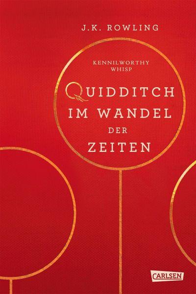 quidditch im wandel der zeiten von joanne k rowling buch. Black Bedroom Furniture Sets. Home Design Ideas